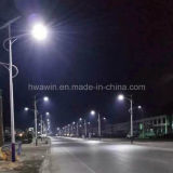 CE RoHS FCC certifié 8m 9m 45W 60W LED haute qualité Highway Réverbère solaire