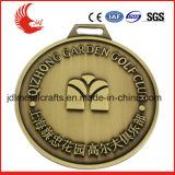 La fabbricazione di Zhongshan la medaglia olimpica della vernice di colore della pressofusione