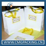 Sac comique rose de papier d'emballage (DM-GPBB-143)