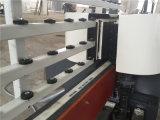 Ligne droite changeante bord de cornière polissant taillant la machine