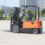 Un carrello elevatore elettrico a quattro ruote da 3.0 tonnellate con la certificazione del Ce del regolatore di Cuitis (CPD30)