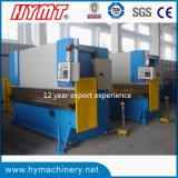 Machine à cintrer de plaque en aluminium hydraulique de contrôle de Wc67k-63X2500 E210/machine se pliante en métal