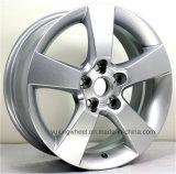 Оправы колеса, колесо сплава с 5 отверстиями