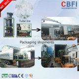 Câmara de ar comercial do gelo que faz a máquina