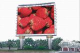La vente 2015 aiment le mur extérieur de vidéo des gâteaux chauds P20 DEL