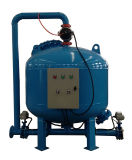 Automatische Wellengang-Überbrückungs-Filtration-flacher Sandfilter