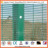 Barriera di sicurezza della polvere/galvanizzata dell'anti ascensione rete fissa rivestita della rete fissa 358 alta