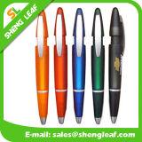Förderndes Geschenk der neuer Entwurfs-kundenspezifisches Firmenzeichenballpoint-Feder-(SLF-PP007)