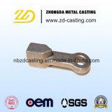 L'acier allié le meilleur marché estampant des pièces pour les pièces de rechange de construction