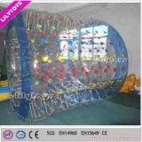 Bola de rodillo inflable colorida de Lilytoys Zorb para el adulto de los cabritos N