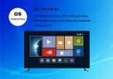 Cadre de l'androïde 6.0 TV de faisceau de Tx8 Amlogic S912 Octa