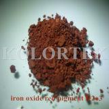 Pigmento rojo cosmético Fe2o3 del óxido de hierro del grado