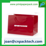 Sac de papier d'emballage de cadeau d'achats de sac à main Aparel