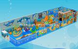 Grote Commerciële Zachte Speelplaats met Schip Priate aan Jonge geitjes (a-15224)