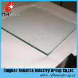 ISOの&Ceの証明書が付いている2mm-19mmのガラスか明確なフロートガラス