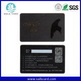 Qr Code oder Barcode PVC Card