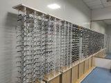 Nuevo gafas de sol polarizadas del diseño del estilo de la vendimia leopardo unisex retro clásico