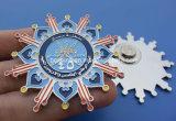 Значок Pin Омана Lapel металла на национальный праздник Gifts Омана