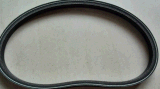 Gezahnter Riemen, Gummiriemen, Transmissionsriemen, schmaler V-Gürtel