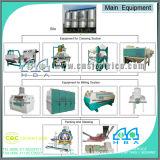 40t/24h-2400t/24h Maize Flour Mill