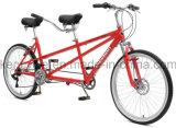 Bike горячих всадников тандемный MTB профессионала 2 надувательства 26inch/тандемный Bike
