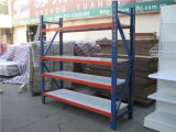 capacidade 300kg 4 camadas da cremalheira leve do armazenamento do armazém do dever