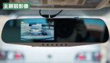 """[تفت] [لكد] مرآة خلفيّ 4.3 """" يقود مسجّل الصين صاحب مصنع إمداد تموين"""