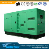 Saleのための750kVA Silent Canopy Diesel Generator Set