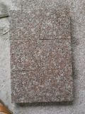 G687中国のManufacturer Pink Color GraniteかPeach Granite Flamed Finished