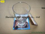 Paper+MDF+Corkの喫茶店コースター、ガラスのコップのコースター、4mmのSGS (B&C-G101)が付いている正方形の場所マット