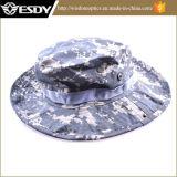 Chapeau militaire de Boonie de position de coton marin de jungle