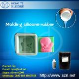 Muffa del sapone che fa la gomma di silicone