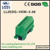 Connettore Pluggable dei blocchetti terminali Ll2edg-Vk-5.08