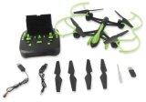 modo sin cabeza de Quadcopter del girocompás del eje de la cámara 2.4G 4CH 6 de 1491331s-5.8g Fpv 2.0MP con la luz