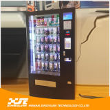 2016 venta caliente! Las máquinas automáticas expendedoras de aperitivos y bebidas