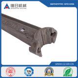 Bastidor inoxidable de la caja de la caja de la aleación de aluminio de la pieza de acero fundido para las piezas del coche