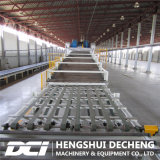 Chaîne de production automatique de panneau de gypse de mur de pierres sèches