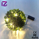 Luz da decoração do diodo emissor de luz, luz da esfera da grama, decoração Home