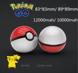 2016, die neuer Entwurf 10000mAh Pokemon Pokeball für Pokemon gehen, gehen Spiel-Energien-Bank