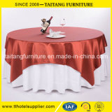 China Factory en PVC et en contreplaqué, table pliante en métal