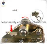 Самосхват веревочки безопасности шарнирного соединения кованой стали