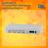 1、4、8 Channels From Dbl Technology Limited GoIP4IのGoIP VoIP GSM Gateway