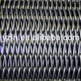 トンネルオーブンのプロセス用機器のための食糧金網ベルト