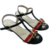 Santals neufs de chaussures High-Heeled de dames d'été de mode de type