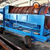 Equipamento de planta de lavagem do ouro móvel móvel da planta de mineração do ouro