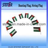 Флаг шнура овсянки конструкции Палестины