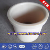 Die meiste konkurrenzfähiger Preis Plastik-CNC-Teflonhülse (SWCPU-P-B006)