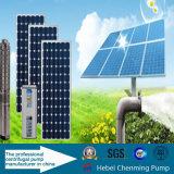 Bomba submergível psta solar da irrigação da C.C. da eficiência elevada