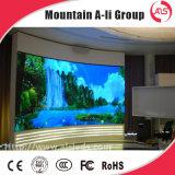 Hoher Bildschirm der Definition-P2.5 SMD farbenreiche LED-Innenbildschirmanzeige