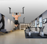 De Kin van het Plafond van het Huis van de Gymnastiek van de Training van het Lichaam van de Sterkte van de Geschiktheid van de oefening trekt Staaf uit